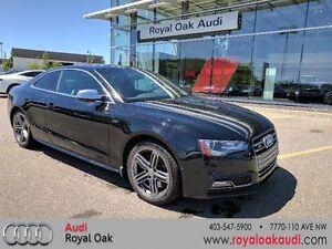 2013 Audi S5 3.0T 6sp man Qtro Cpe