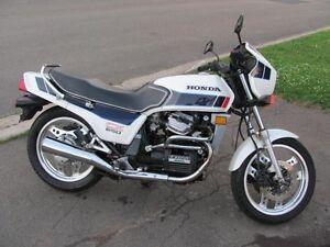 Wanted; Honda CX650