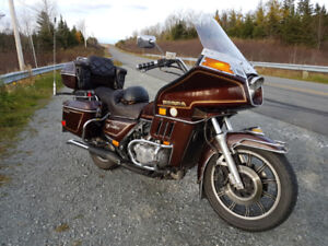 GoldWing Interstate