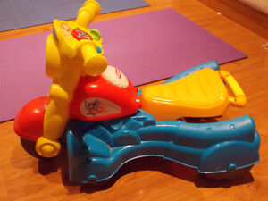 Playskool motorcycle walker Kitchener / Waterloo Kitchener Area image 1