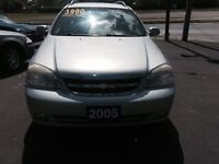 2005 Chevrolet Optra Wagon ( Fully Certified )
