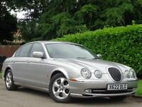 Jaguar S-TYPE 3.0 AUTOMATIC V6 SE***GENUINE LOW MILES 55K + 2 KEYS***