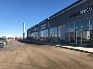 For Lease.  825 Thatcher Drive E - Moose Jaw - Office/Retail