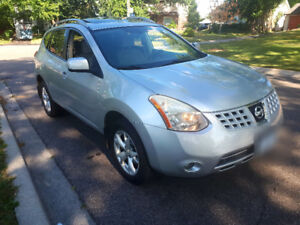 2008 Nissan Rogue 4 cylinder SUV, Crossover