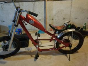 West coast chopper bicycle