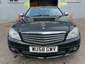 image for FINANCE AVAILABLE  Mercedes Elegance C200 2.1TD-AUTO,SAT-NAV *FULL MOT_WARRANTY*