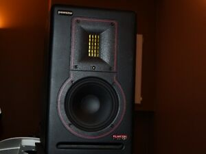 Set of Samson Studio Monitors