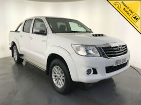 2015 TOYOTA HILUX ICON D-4D 4X4 DIESEL 1 OWNER TOYOTA SERVICE HISTORY FINANCE PX