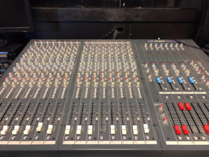 Studio Mixer 16 channel