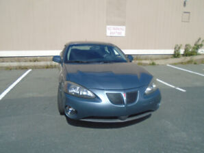 2007 PONTIAC GRAND PRIX-ONLY 97,000 KMS.