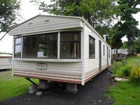 2003 Cosalt Resort 35x12 3 Bedroom £7750.00 includes fees to March 17 and 1 years Insurance