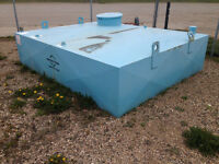 Used oil containment 4500 litres NEW