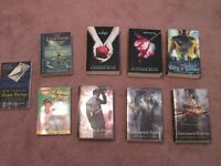 Young Adult and Harry Potter Books for Sale