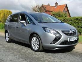 2013 Vauxhall Zafira 2.0 CDTi 165 BHP SE 5DR TURBO DIESEL ** 46,000 MILES * S...