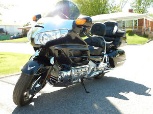 HONDA GOLDWING 1800cc - IMPECCABLE - 15224km (9460 mi)