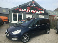 FORD GALAXY 2.0TDCi 6SPD LOW MILES AUTOMATIC GHIA 7 SEAT FINANCE & PARTX WELC