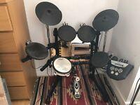 Roland TD-6V electric drum kit
