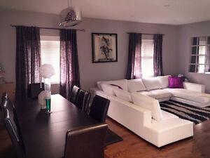 Modern 5-bedroom house for rent (Mavis/Steeles)