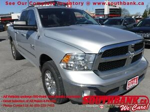 "2014 Ram 1500 SLTTow Mirrors & Brake Group, 8.4"" Touchscreen , X"