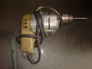 small electric drill