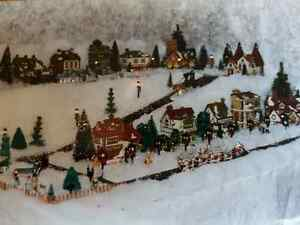 Department 56 Dickens Christmas VIllage Strathcona County Edmonton Area image 3