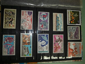 Timbres/Stamps 5200 originals from 140 countries Gatineau Ottawa / Gatineau Area image 9