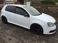 VW GOLF R32 Replica 1.6 fsi STUNNING CAR!! May swap p/ex looking for Range Rover