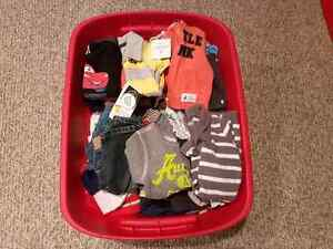 3-6 month Baby Boy clothes lot