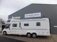 bessacarr e769 motorhome for sale six berth