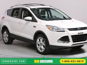 2016 Ford Escape Titanium BLUETOOTH CUIR CAMERA RECUL TOIT OUVRA