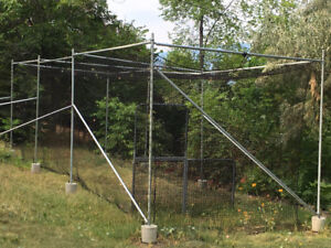 Batting cage for sale