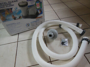 @ hoses and aeration outlet intex pool