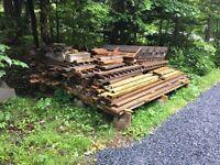 Cedar decking for sale