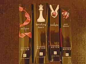 Twilight Book Series x 4 Books - Excellent Condition London Ontario image 1