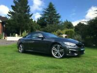 2014 BMW 4 Series 3.0 435D XDRIVE M SPORT 2d 309 BHP Auto Coupe Diesel Automatic