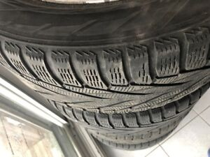 winter BMW X5 18 INCHES: 255/55 R18 (6 770 200)