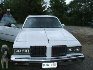 Canadian made Oldsmobile Cutlass Supreme