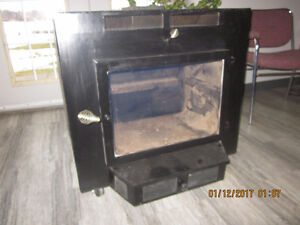 Lakewood Wood Stove - Immaculate Condition