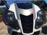 Aprilia RSV1000 r R1 Gsxer