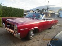 1964 Parisienne Convertible For Sale