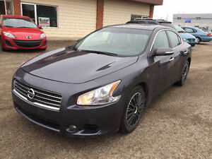 2011 Nissan Maxima 3.5 S Sedan Finance available
