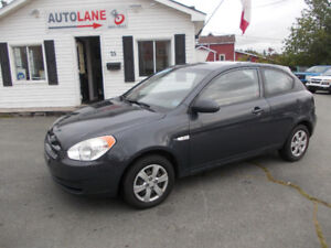2009 Hyundai Accent Coupe Runs Great NEW MVI Affordable $3495