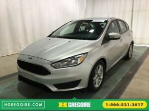 2015 Ford Focus SE A/C MAGS BLUETOOTH CAMERA RECUL