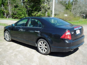 Low Mileage - Low Price -  2012 Ford Fusion SEL
