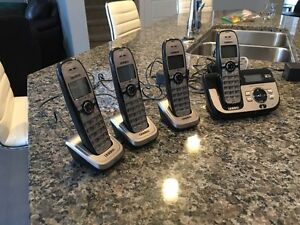 Barely used uniden phones.