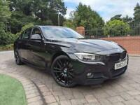 2013 BMW 3 Series 318d M Sport Saloon *BLACK PACK, Just Serviced & MOTed* SALOON