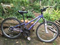 Girls mountain bike - Apollo XC24