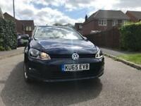 2016 Volkswagen Golf 1.4 TSI BlueMotion Tech Match DSG (s/s) 5dr