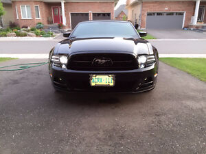 2013 Ford Mustang Premium LX Convertible