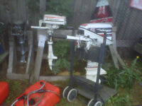2 x outboards
